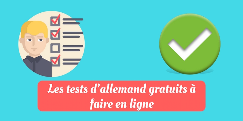 Tests allemand