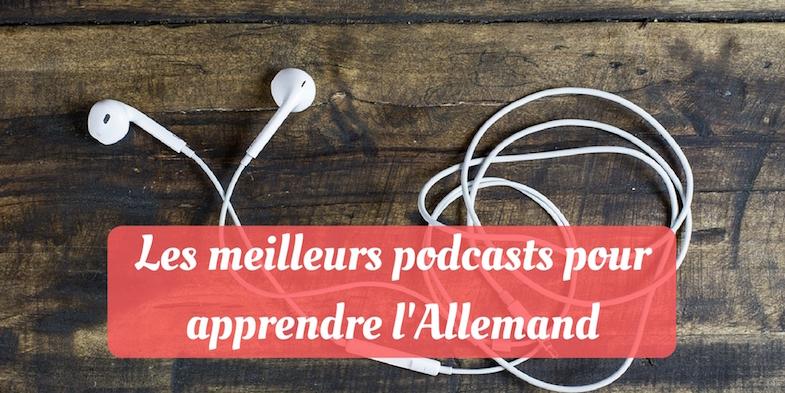 Podcasts pour apprendre l allemand 1